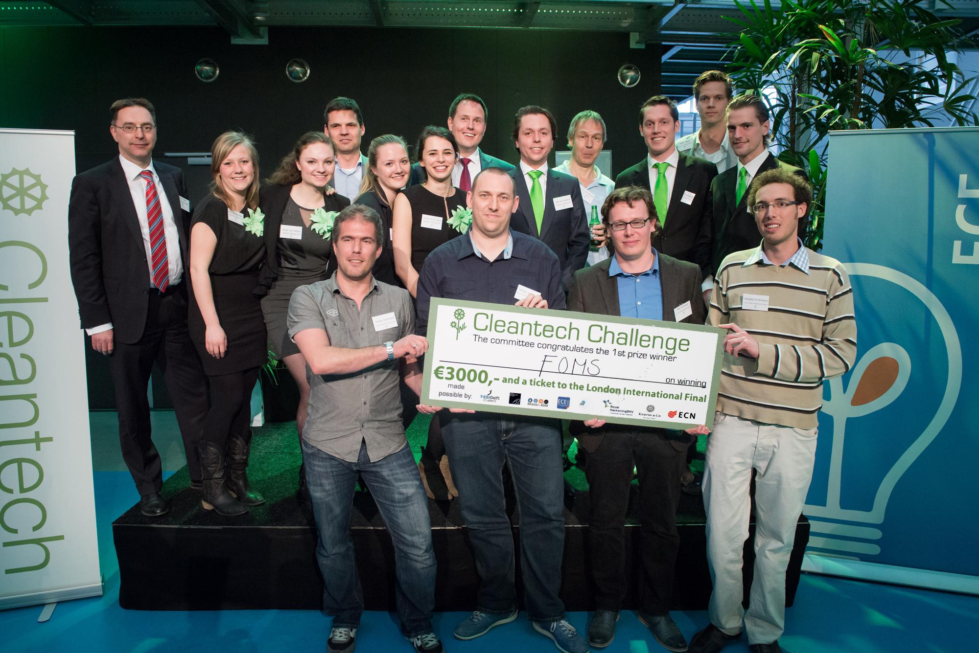 Winners CTC 2014